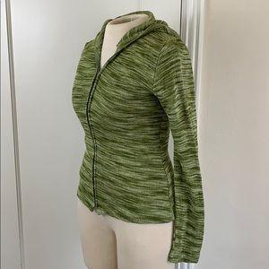 Ecolution hemp flax fabric eco friendly sweatshirt